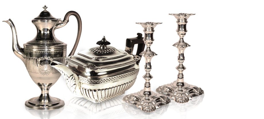 Georgian antique silver