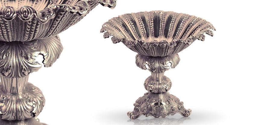 William IV antique silver