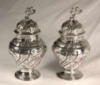 Why silver tea caddies were locked away in the 17th and 18th centuries