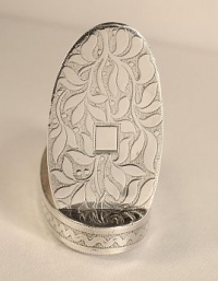 Precious Antique Silver Snuff Boxes – Perfect Gifts for Special Celebrations