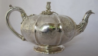 Increased interest in antique silver